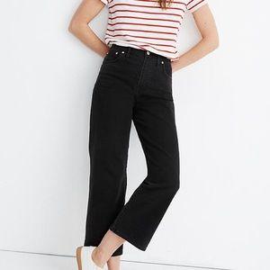 Madewell Slim Wide-Leg Jeans